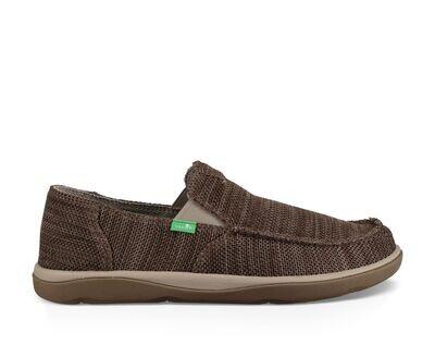 Sanuk Men's Vagabond Tripper Mesh Shoe