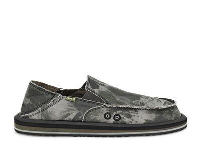 Sanuk Men's Vagabond ST Tie Dye Shoe