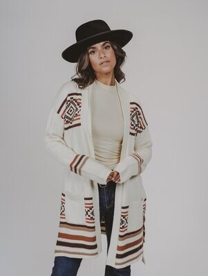 The Normal Brand Women's Heritage Belted Cardigan