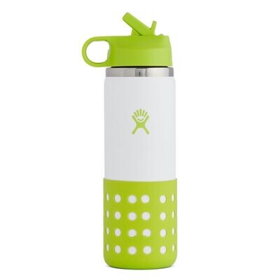 Hydro Flask Kid's 20oz Wide Mouth- Jungle