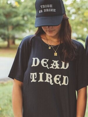 Charlie Southern Dead Tired Tee