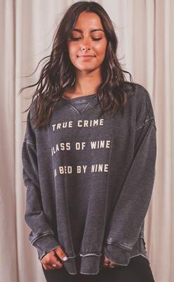 Friday + Saturday True Crime Campus Crew
