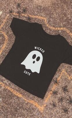 Friday + Saturday Infant Wicked Cute Tee