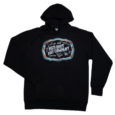 Red Dirt Hat Co Moonshine Hoodie