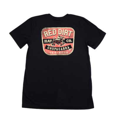 Red Dirt Hat Co Chupacabra Tee
