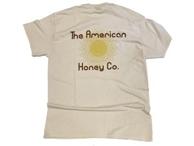 American Honey Sunflower Pocket Tee