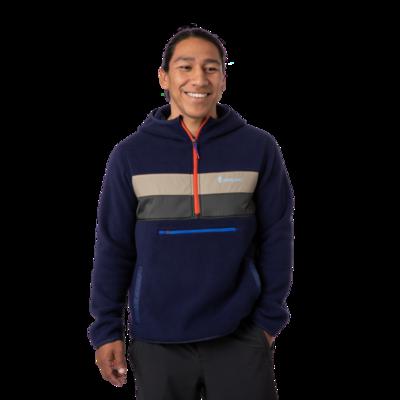 Cotopaxi Men's Teca Fleece Hooded Half Zip Pullover