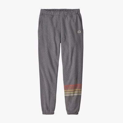 Patagonia Men's Line Ridge Stripe Sweatpant