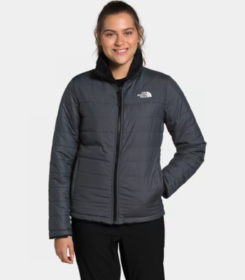 The North Face Women's Insulated Mossbud Reversible Jacket