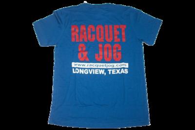 Racquet & Jog Old School Youth Team Tee