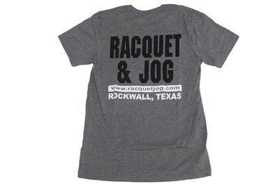 Racquet & Jog Old School Team Youth Track Tee