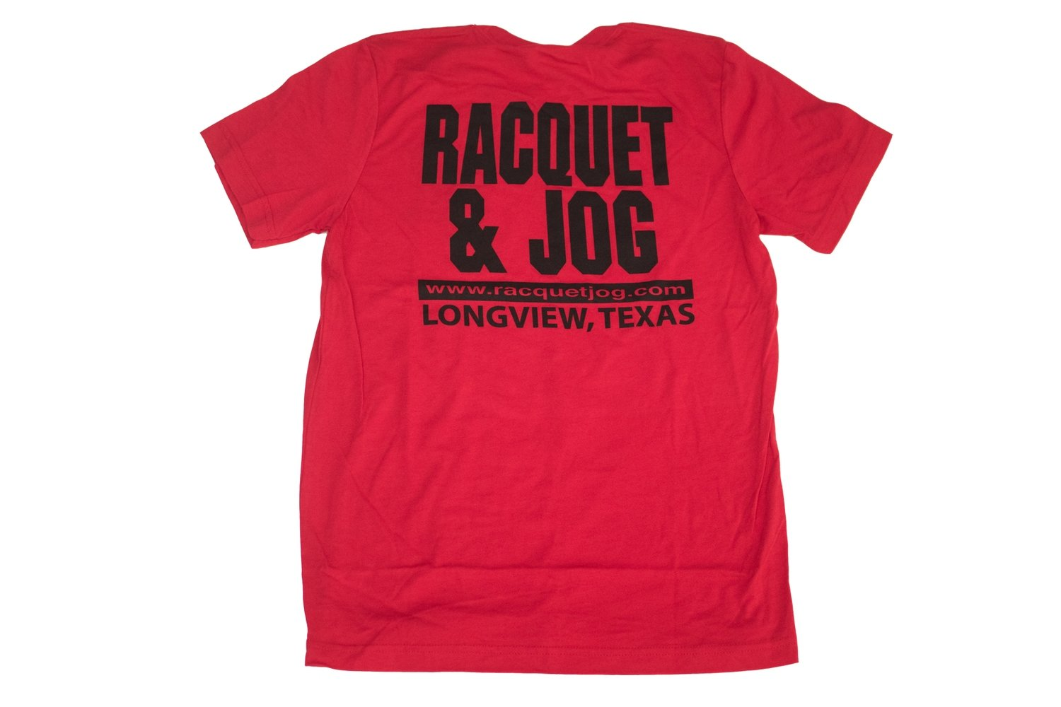 Racquet & Jog Old School Core Tee