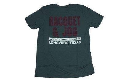 Racquet & Jog Old School Team PC Youth Tee