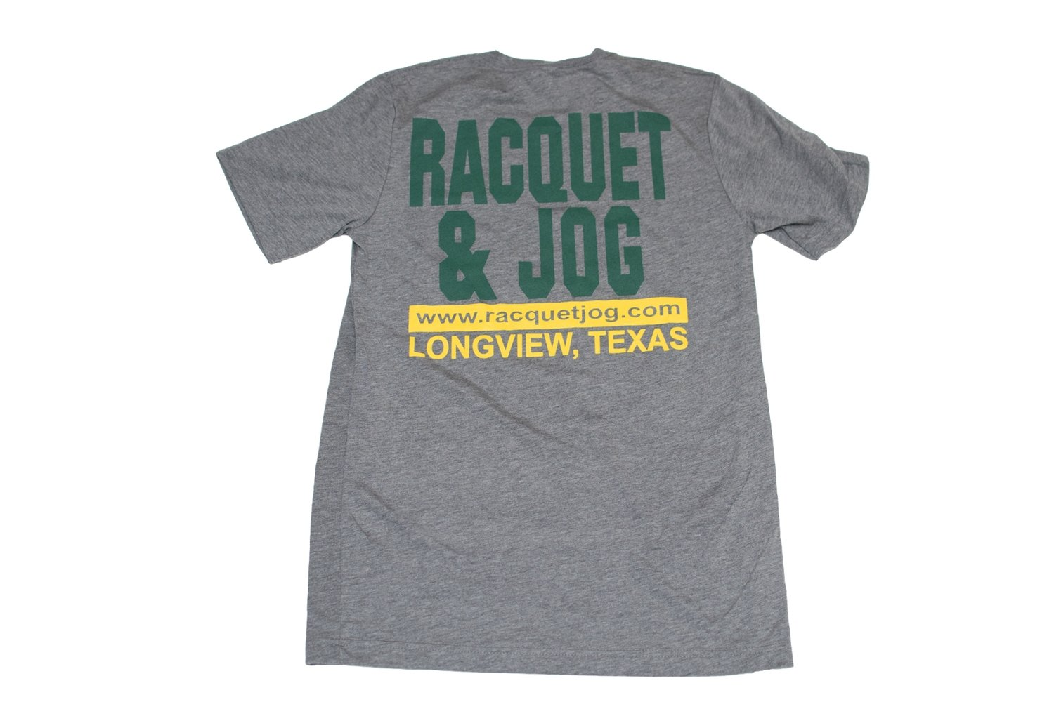 Racquet & Jog Old School Team Track Youth Tee