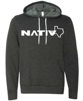 Nativ Logo Pullover Hoodie