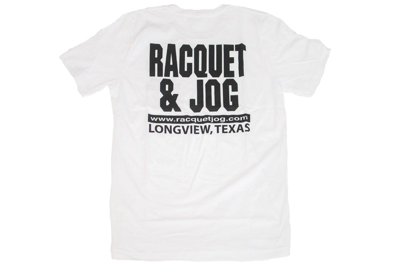 Racquet & Jog Old School Core Youth Tee