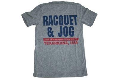 Racquet & Jog Old School Core Track Tee