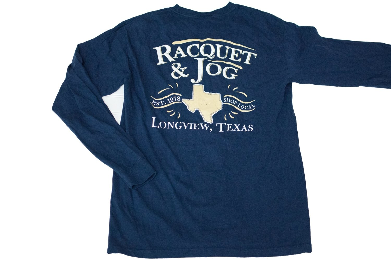 Racquet & Jog Specialty Pride Long Sleeve Tee