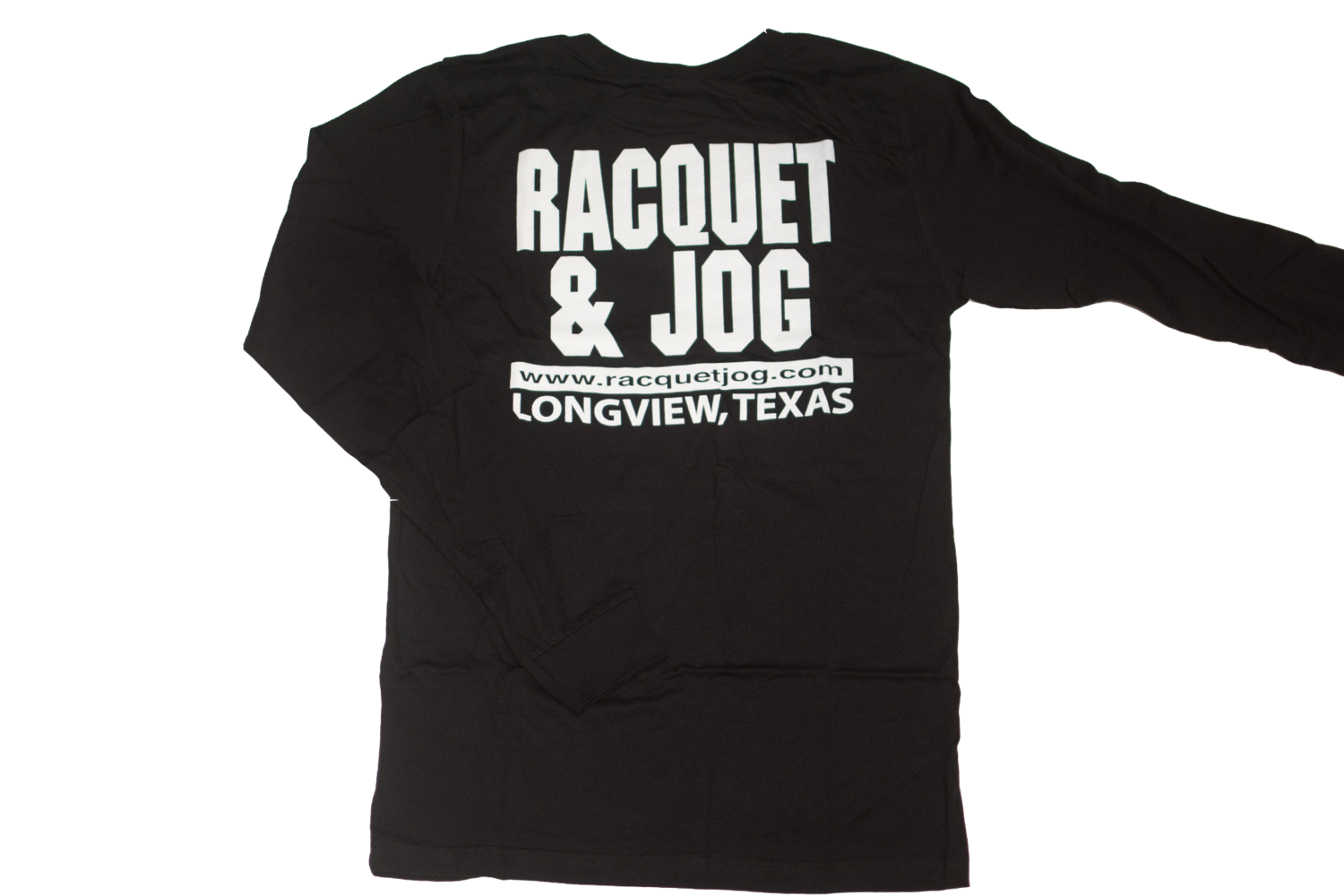 Racquet & Jog Old School Core Long Sleeve Tee