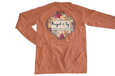 Racquet & Jog Specialty Autumn Long Sleeve Tee