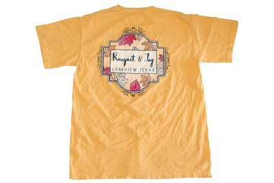 Racquet & Jog Specialty Autumn Tee