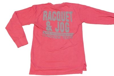 Racquet & Jog Old School Core Pocket Pullover