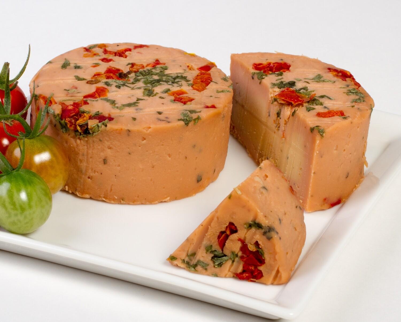 Artisan LIMITED RELEASE Heirloom Tomato Vegan Cheese