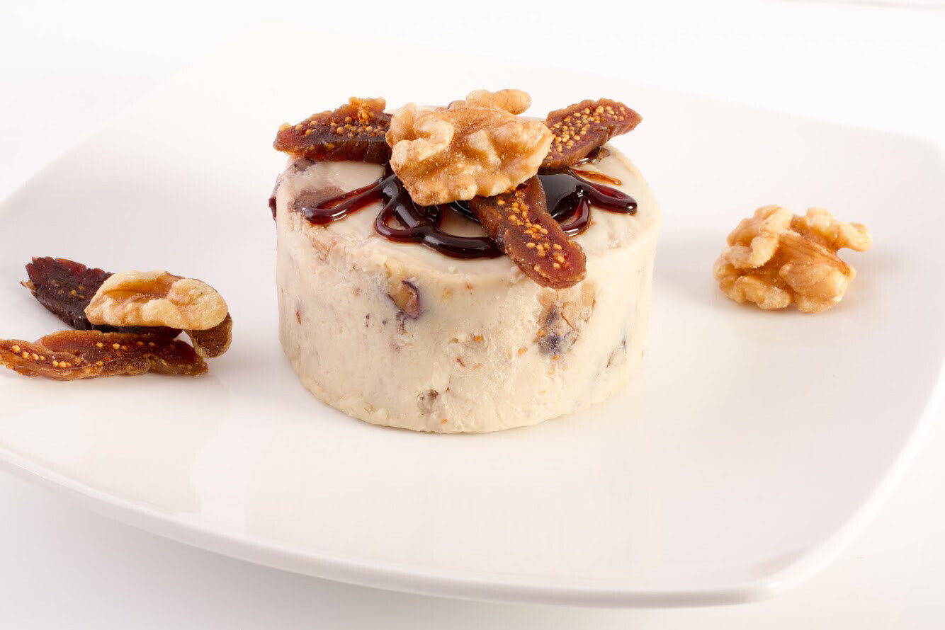 Artisan LIMITED RELEASE Fig Walnut Vegan Tree Nut Round