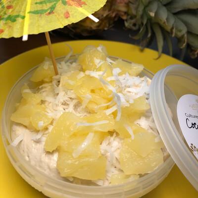 Coconut Pineapple Cheesecake Cultured Spread 8 oz