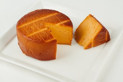 Artisan LIMITED RELEASE Smoked Sharp Cheddar Vegan Tree Nut Round