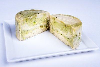 Artisan LIMITED RELEASE Pesto Pistachio Vegan Tree Nut Round