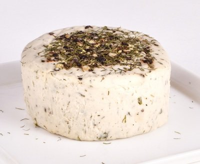 Artisan Cracked Pepper Dill Vegan Cheese