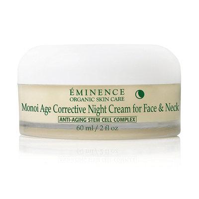 Monoi Age Corrective Overnight Cream for Face & Neck