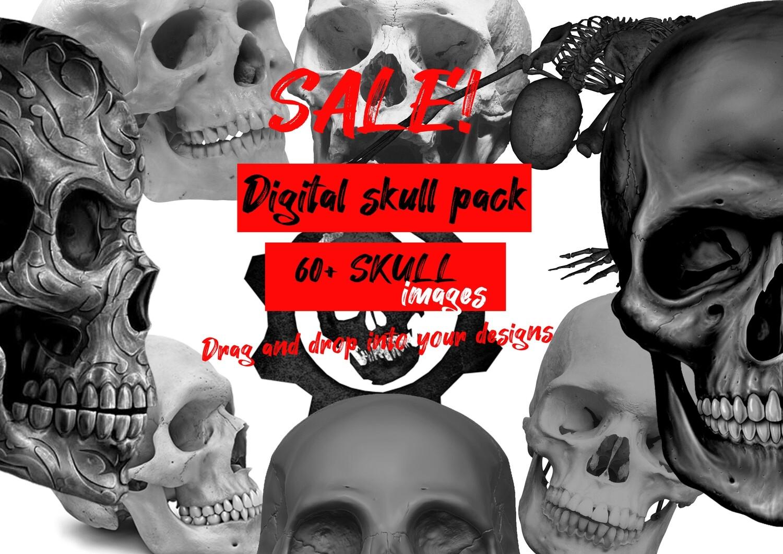 digital skull pack
