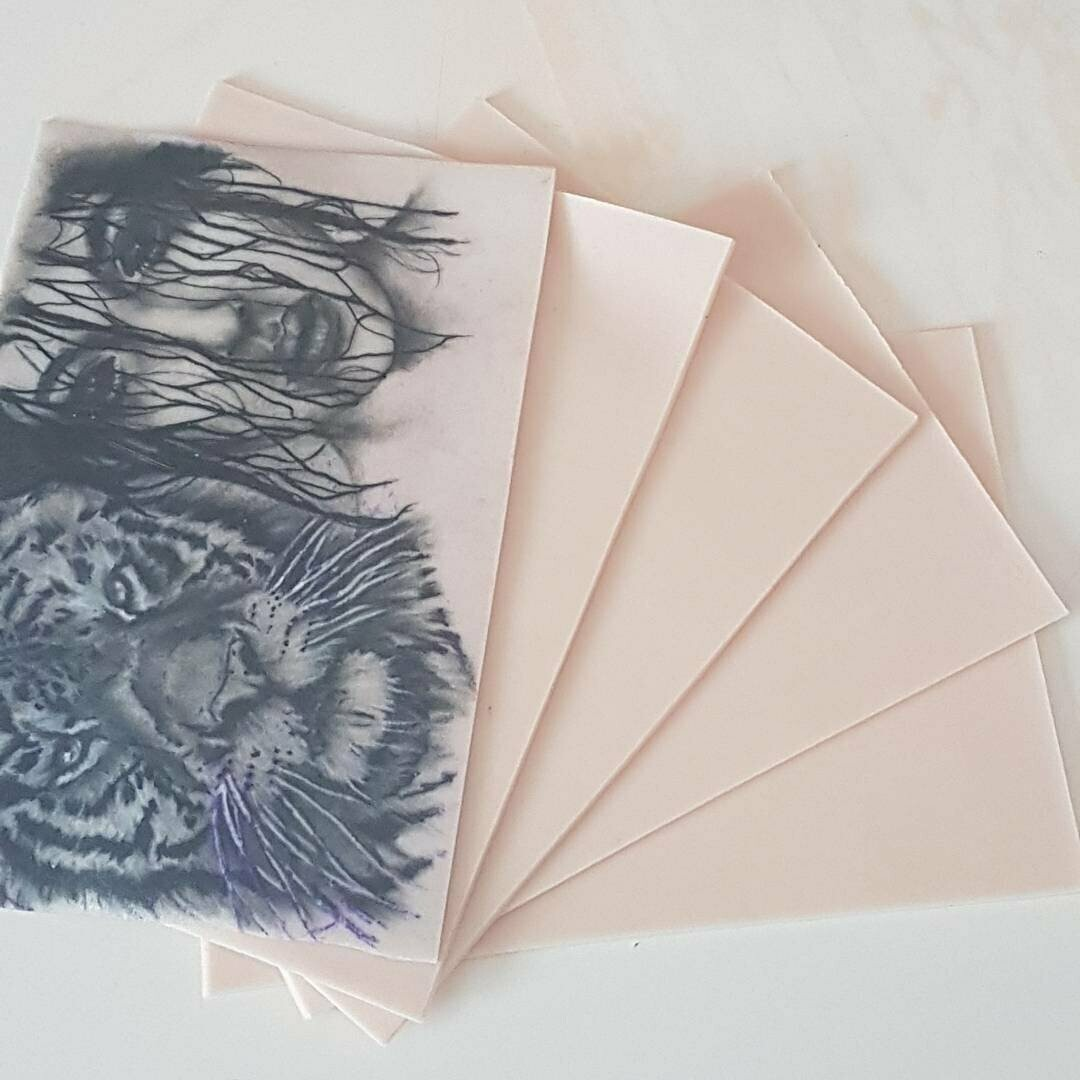 Ben Fisher Ink Rush Package 1    (£70 exc tax)
