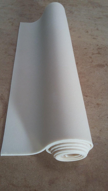Large uncut Reelskin Sheet    1.2m x 42cm  £65.00