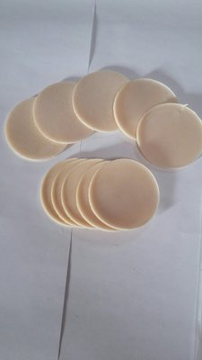 Medical tattoo practice/PMU replacement discs (pack of 10)