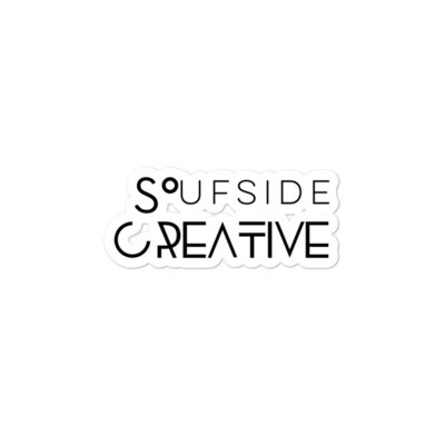 'Soufside Creative' stickers