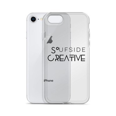'Soufside Creative' iPhone Case
