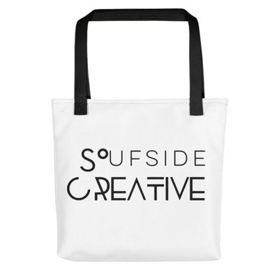 'Soufside Creative' Tote bag