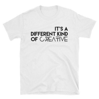 'It's a Different Kind...' Short-Sleeve Unisex T-Shirt
