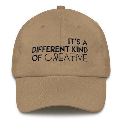 'It's a Different Kind..' Dad hat