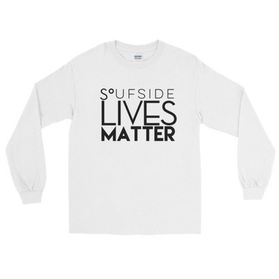 'Soufside Lives Matter' Long Sleeve T-Shirt