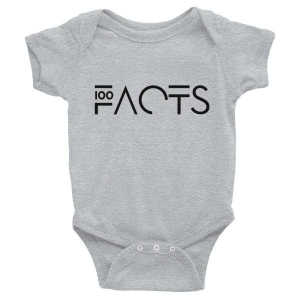 ' Facts ' Infant Bodysuit ( Colors )