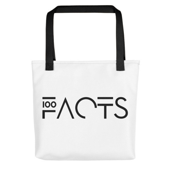 ' Facts ' Tote bag