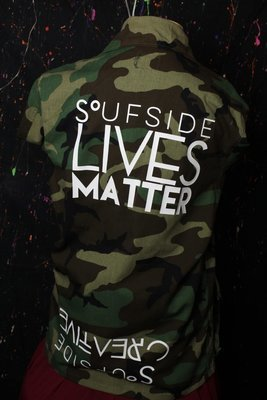 Soufside Creative Original Camo Jacket