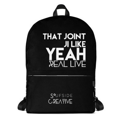 'That Joint Ji Like...' Backpack