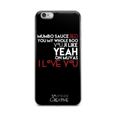 'ON Muvas 143' iPhone Case