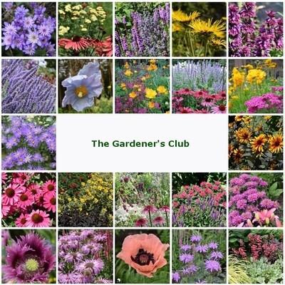 The Gardener's Club Membership
