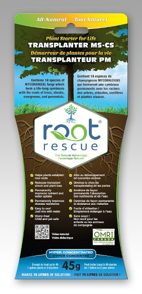 Root Rescue 45 grams - Mycorrhizal fungi